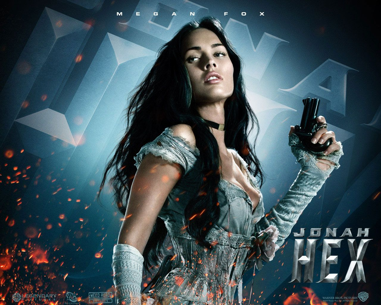 Jonah Hex Film Jonah Hex Movie Wallpapers Joblo Com