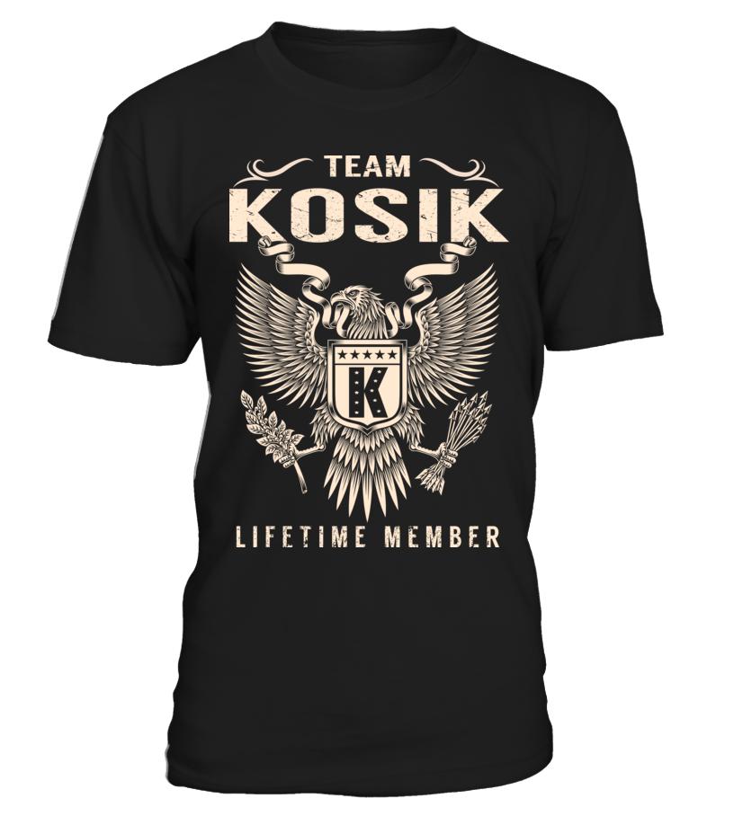 Team KOSIK - Lifetime Member