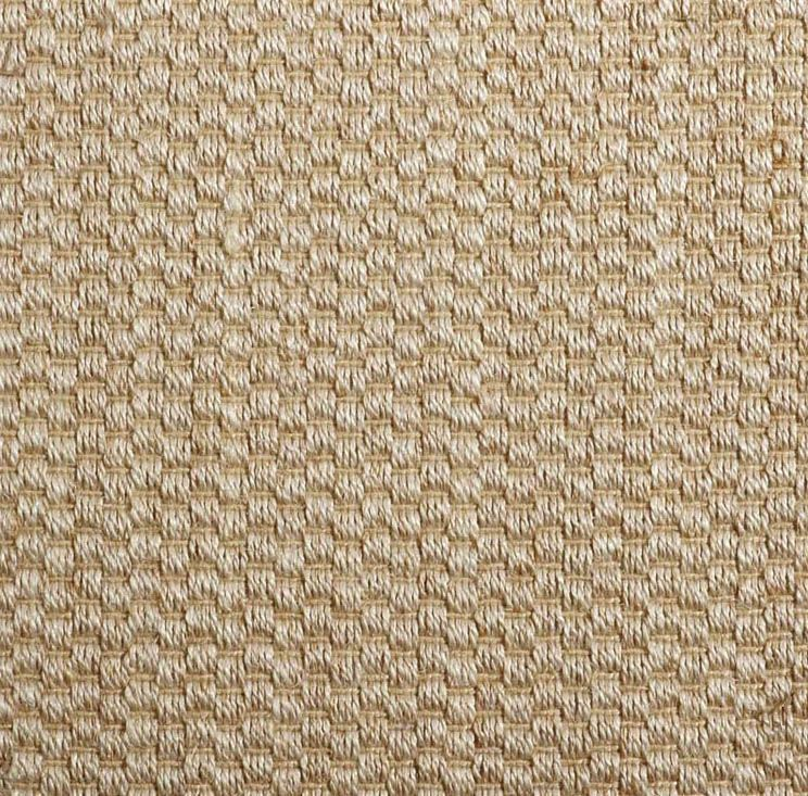 Blend Of Sisal And Wool Wall To Wall Carpet Bedroom