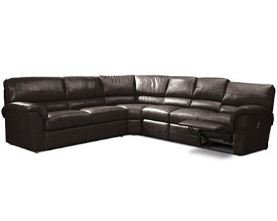 Reese Sectional Official La Z Boy Website Living Room