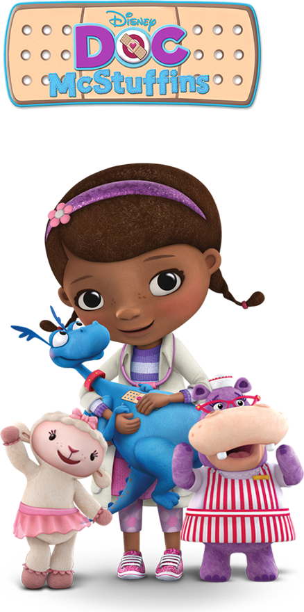 Doc McStuffins - one of Henry's favorites, doesn't seem to ...