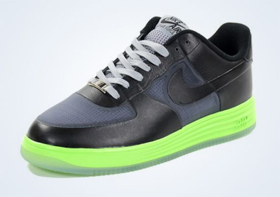 new high united states wide range Nike Lunar Force 1 Low - Black - Neon - SneakerNews.com ...