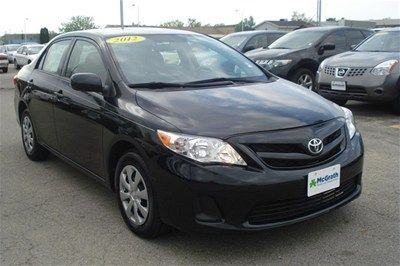Pat Mcgrath Cedar Rapids >> 2012 Toyota Corolla S At Pat Mcgrath Chevyland In Cedar