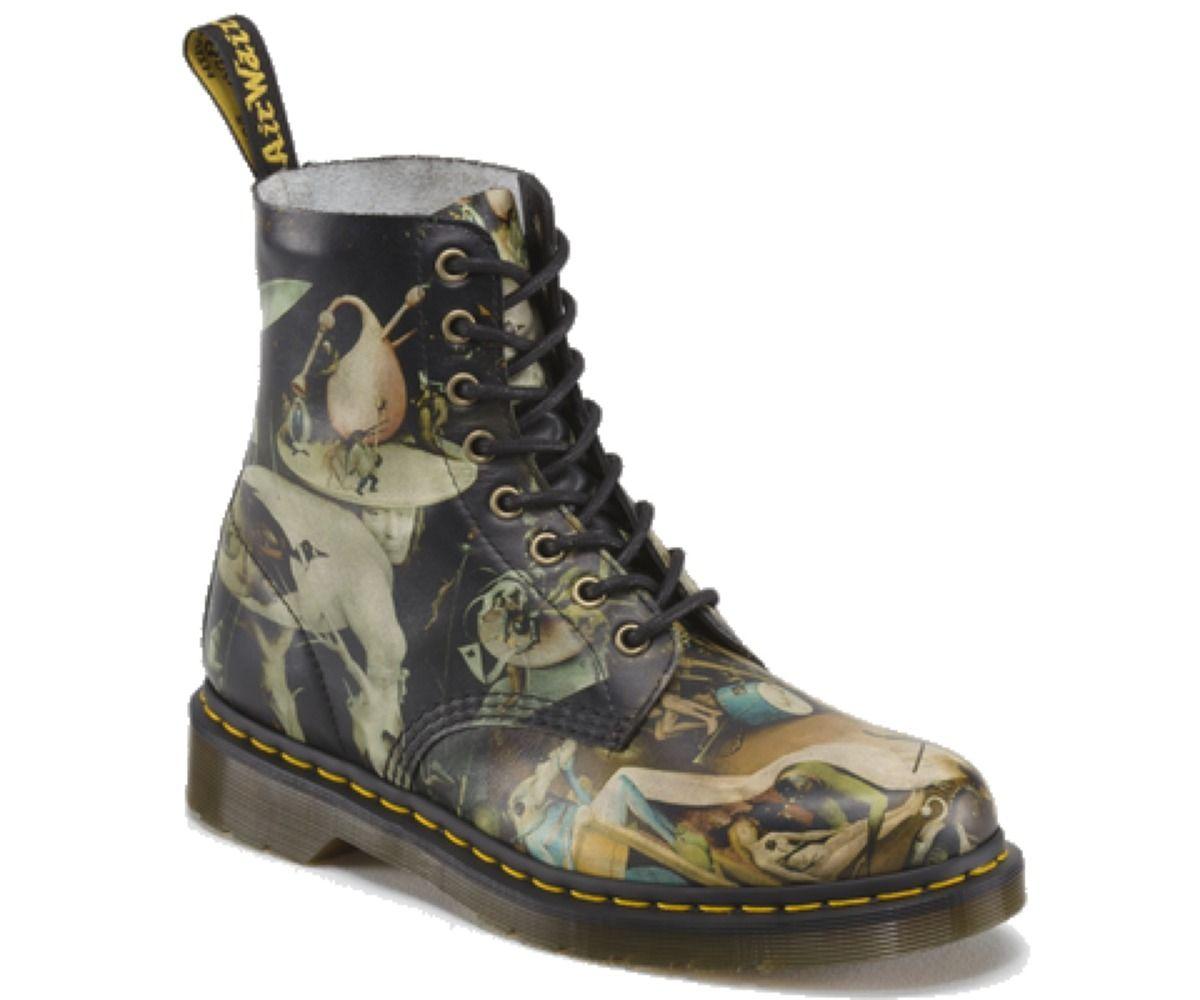 Dr. Martens BOSCO | Cosas para ponerme | Zapatos, Doctor