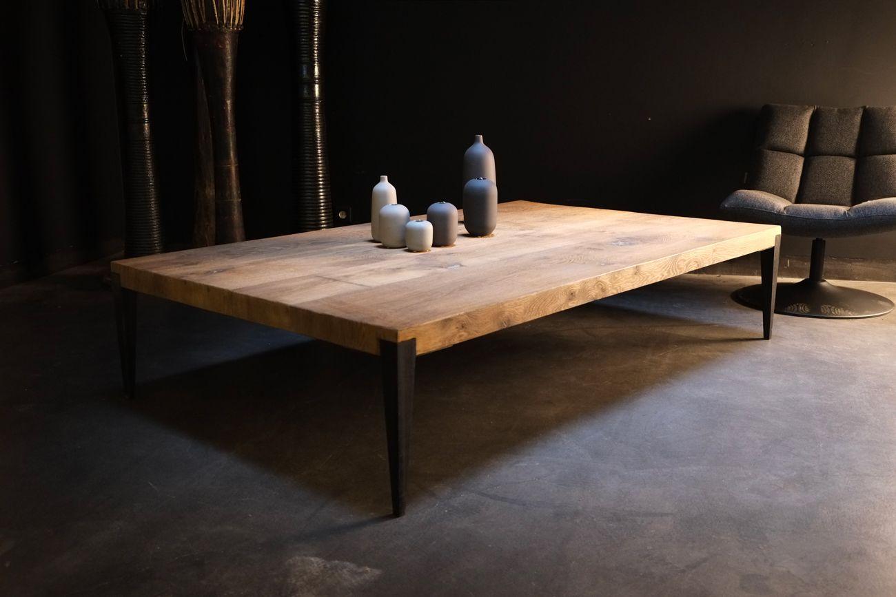 Arnold De Vinck Table Basse Fuseau Table Basse Fuseaux Table