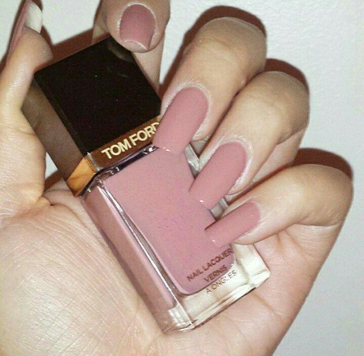 Tom Ford nails nailpolish pink   Nails   Pinterest