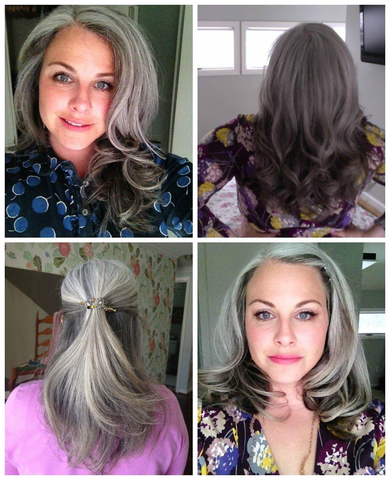 369d3673af806b810a742aac34c6714e - How Long Does It Take To Get White Hair