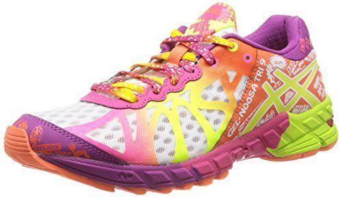 modelos zapatillas asics running mujer