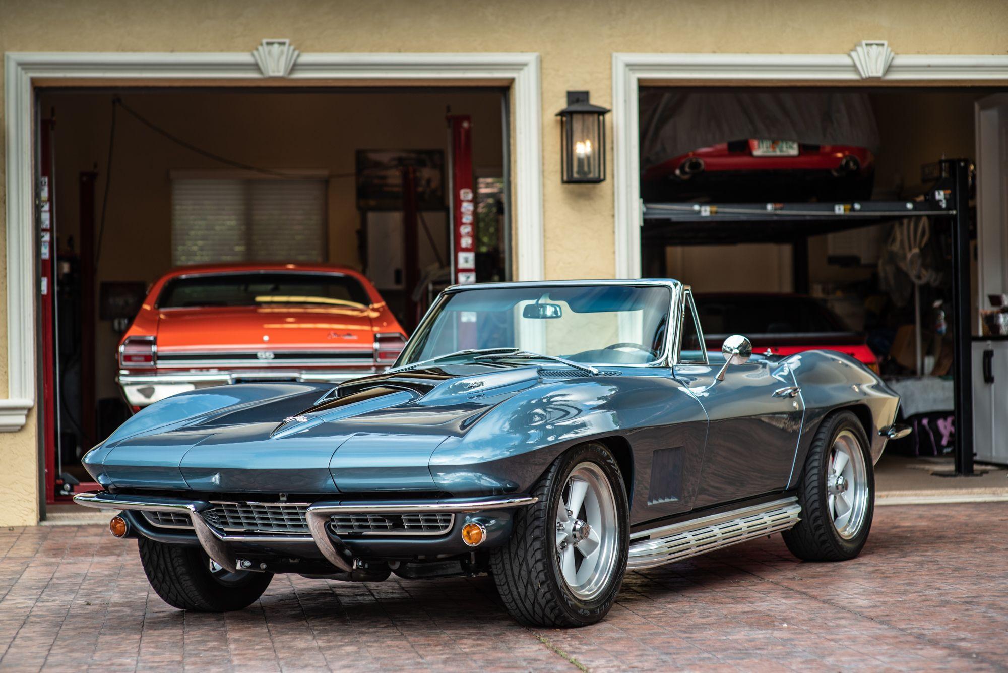 1967 Chevrolet Corvette L88 Tribute