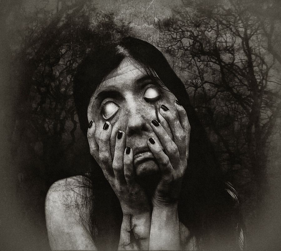 89 best images about odd, creepy or disturbing on ...  |Disturbing Dark Scary