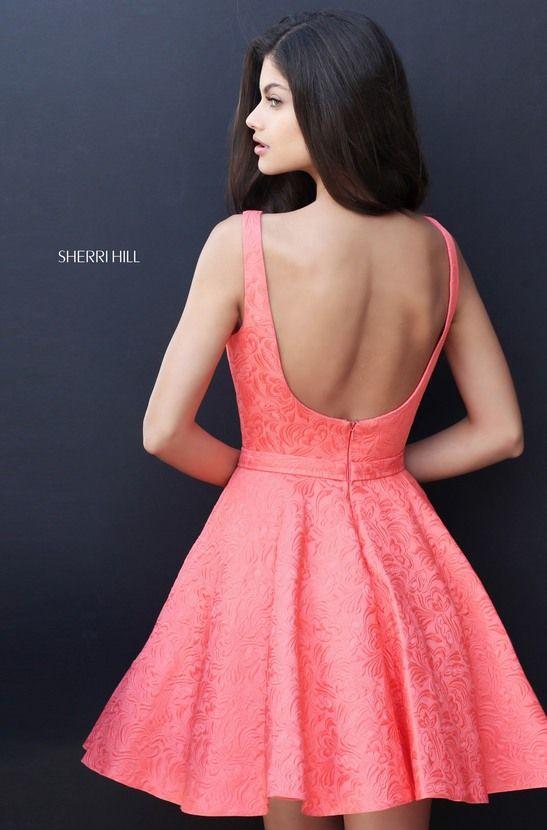 s51071 - SHERRI HILL | Short outfits | Pinterest | Vestiditos ...