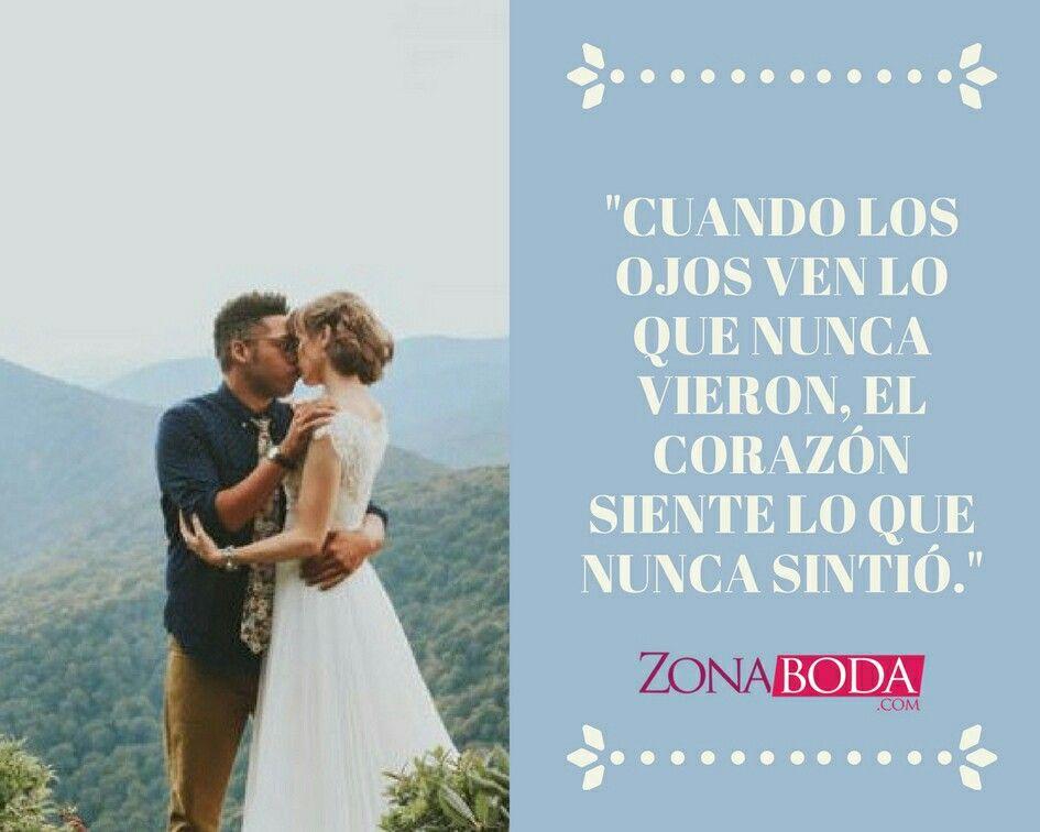 Cuándo Te Vi Supe Que Eras Para Mi. #amor #frasesdeamor #enamorados #boda #wedding #photooftheday #zonaboda #together
