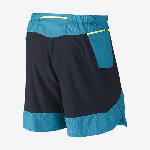 Arreglo adoptar proposición  Nike 18cm Wildhorse Men's Running Shorts | Running shorts, Gym men, Men