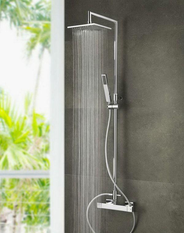 Duchas modernas diferentes tipos de duchas para ba os for Modelos de duchas modernas