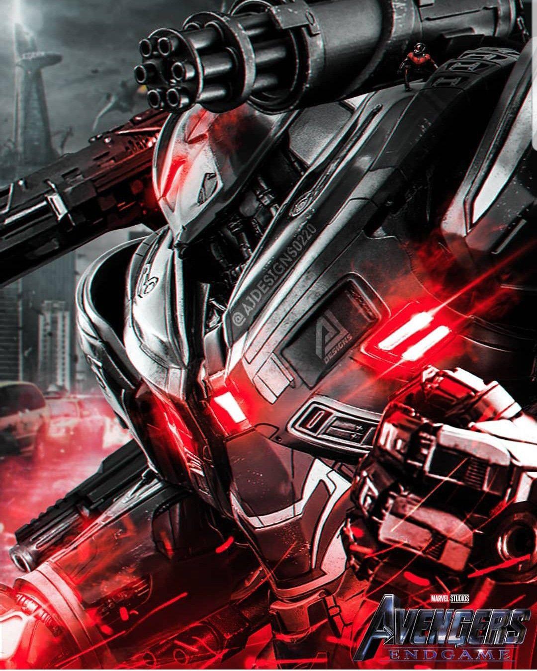 War Buster • Avengers Endgame | The Avengers | Avengers ...