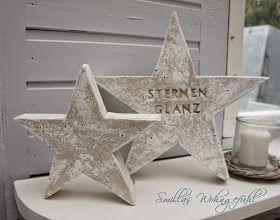 diy a star is born beton sterne beton diy sterne und weihnachten. Black Bedroom Furniture Sets. Home Design Ideas