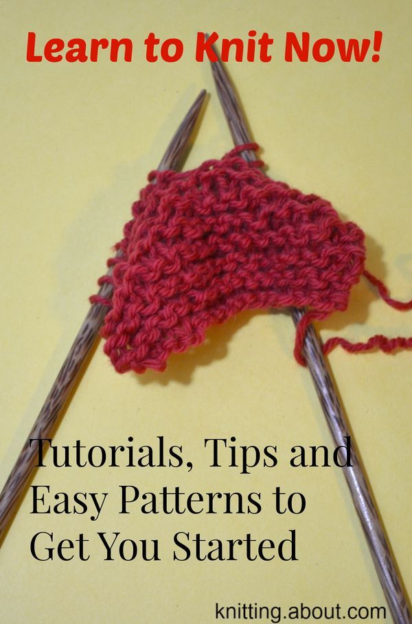 1a488d73c Everything You Need to Know About Learning How to Knit