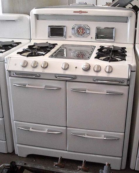 General Appliance Refinishing, Inc. - Stoves For Sale: Late 1940's O ...