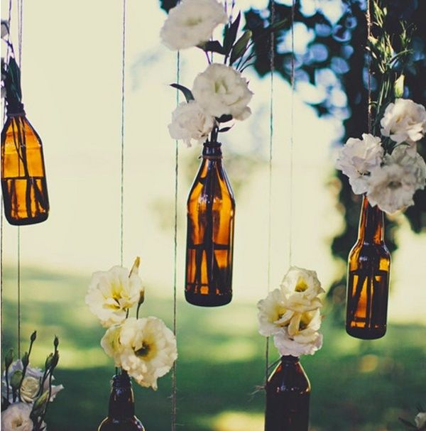 DIY Rustic Wedding Decorations | Wedding | Pinterest | Wedding, Diy ...
