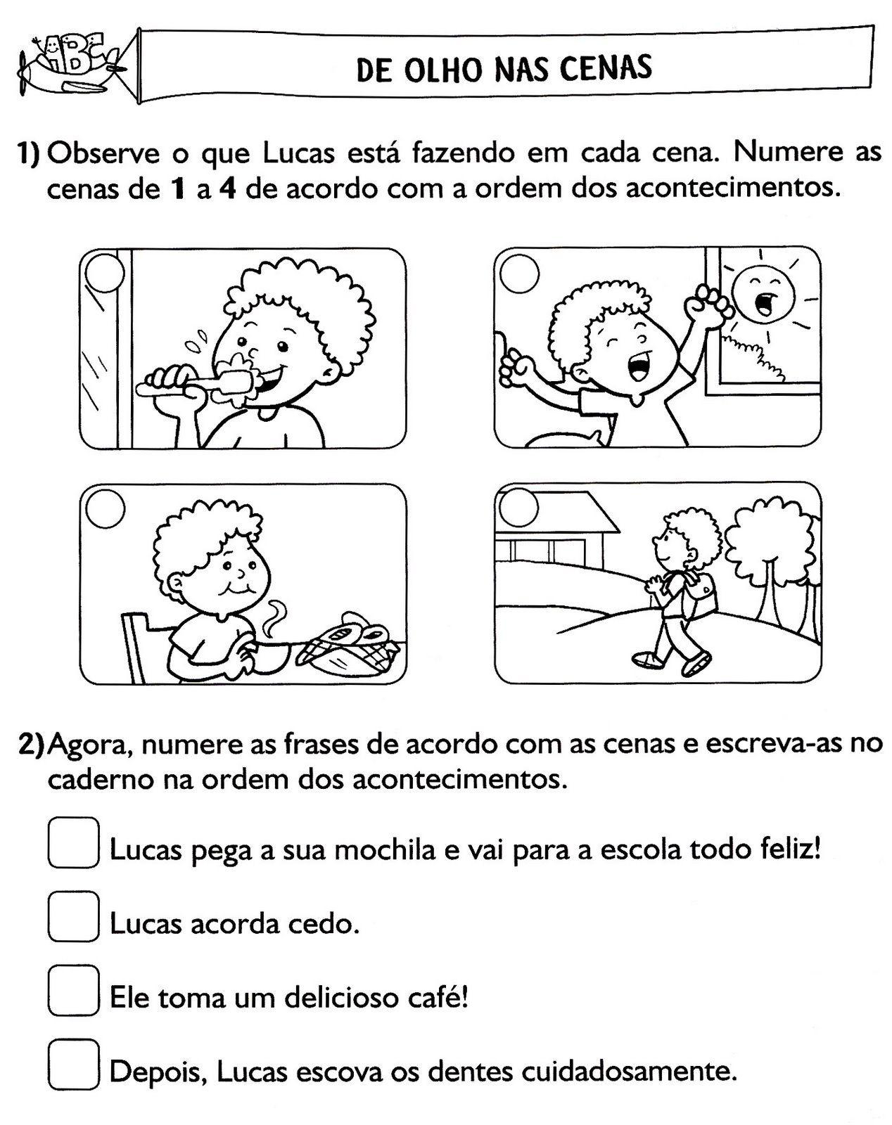 Portugues Atividades Diversas Para O 1º E 2º Anos Atividades