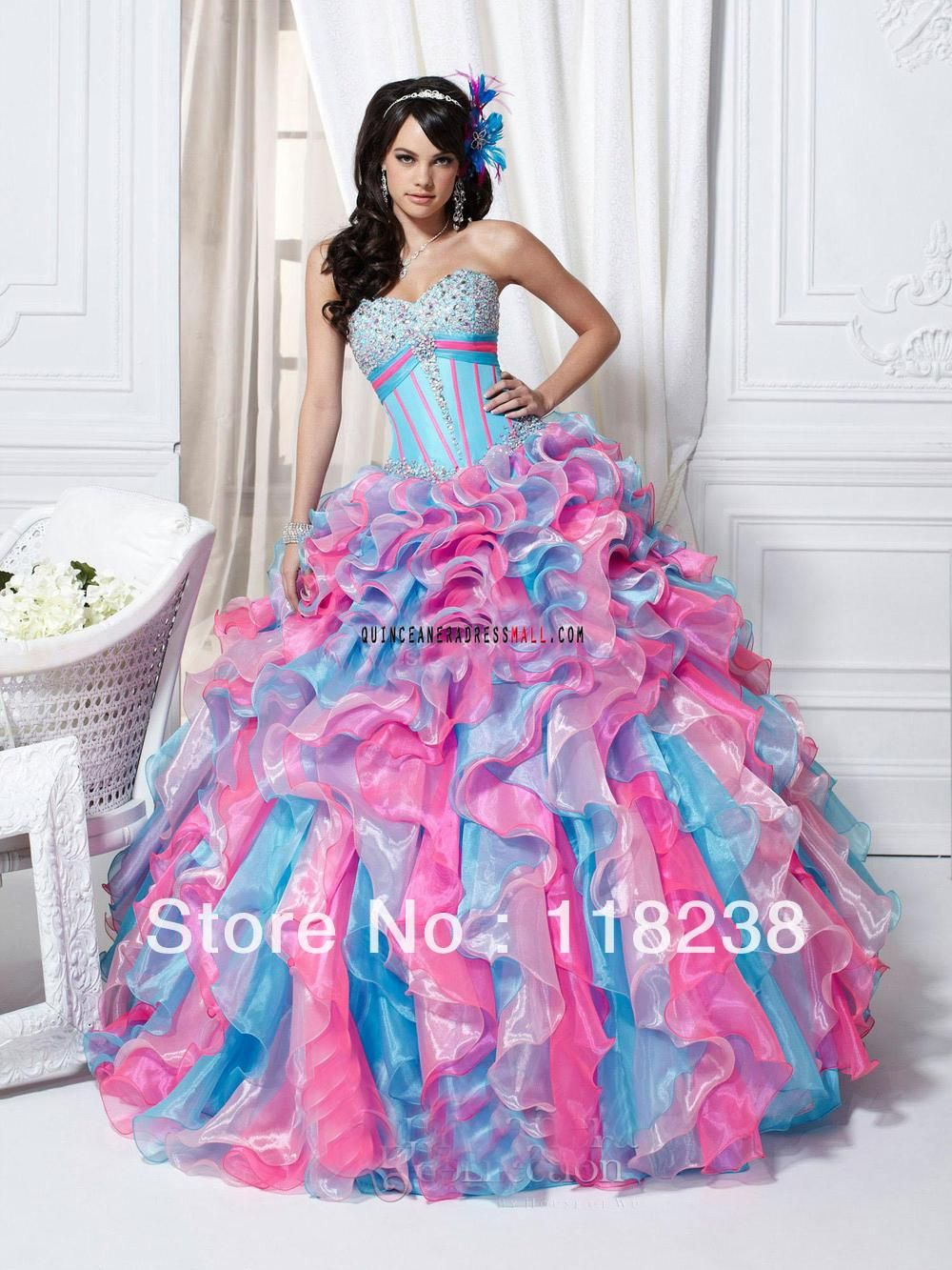 sweet 15 poses | 2013 Beautiful sweetheart neck beading ball gown ...