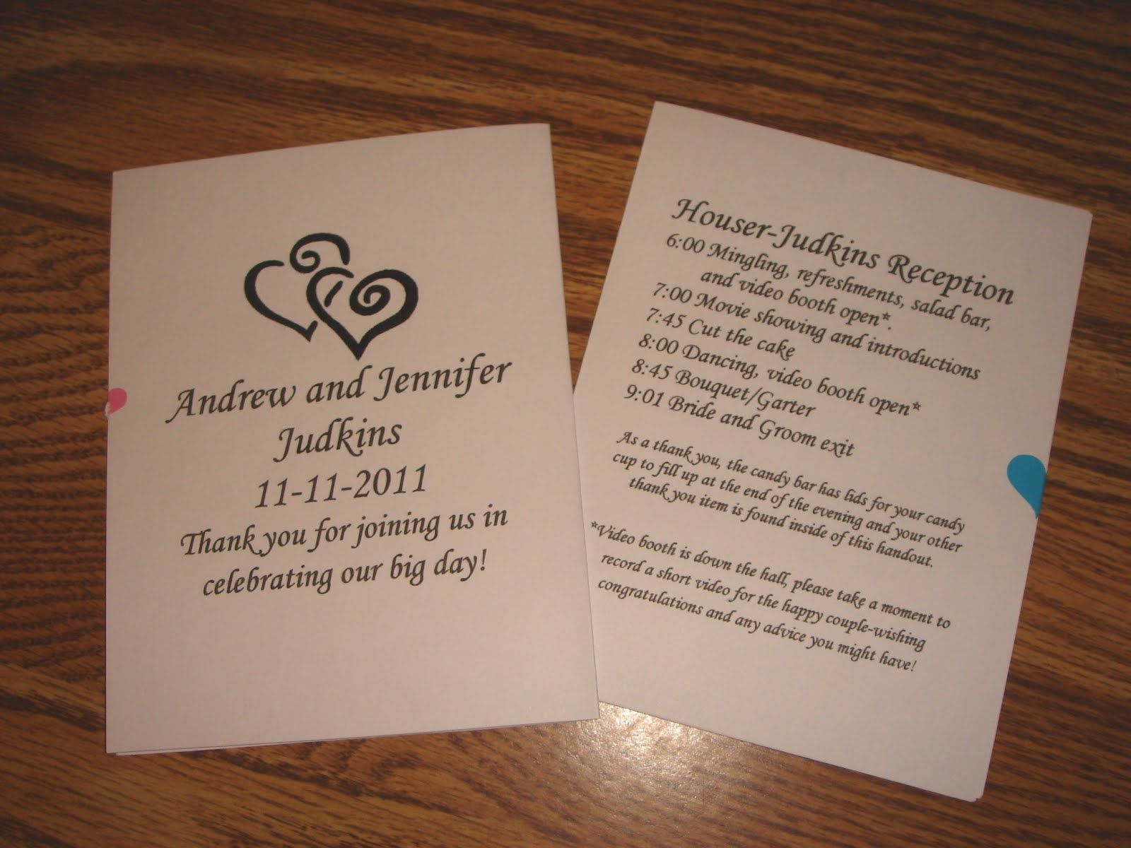 printable wedding programs on pinterest