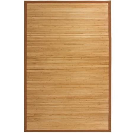 Best Choice Products Indoor 5x8ft Bamboo Runner Area Rug