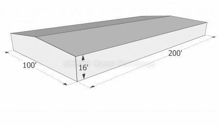 100 X 200 Mbmi Metal Buildings Metal Buildings For Sale Steel Buildings For Sale Steel Buildings