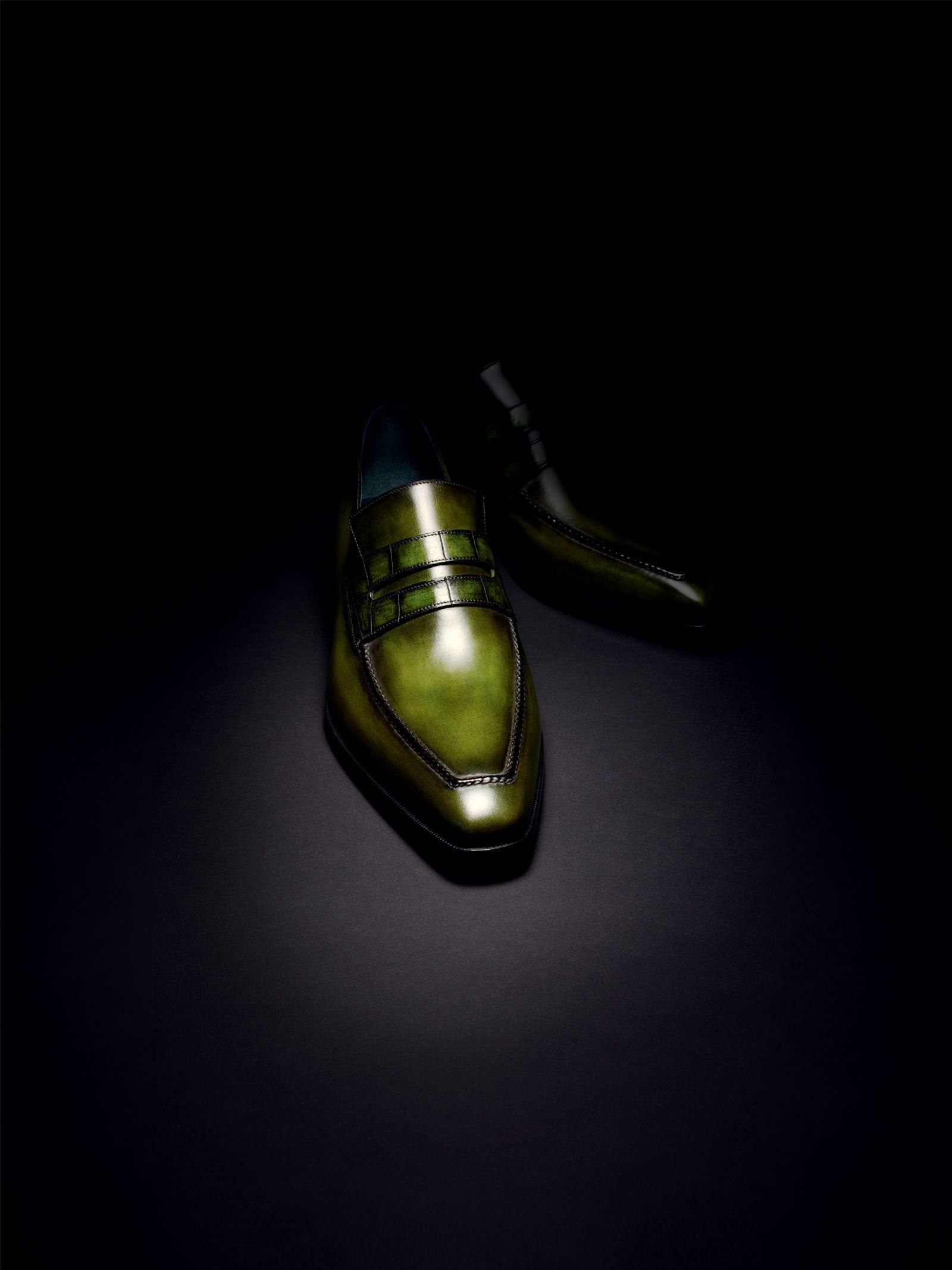 Berluti - sensational shoes!