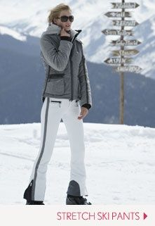 Ski outfits · Gorsuch is one of our retail partners. We love their clothes!