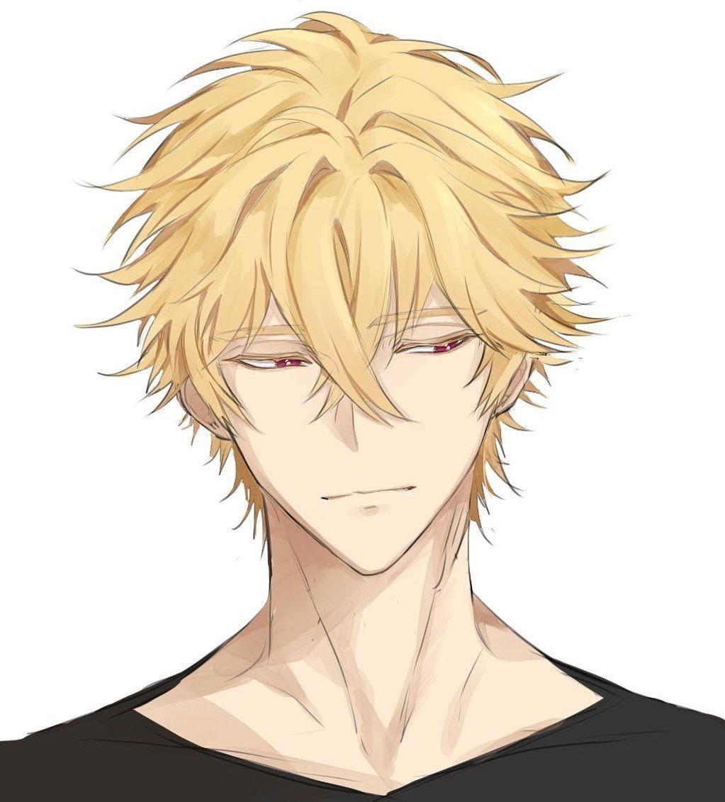 22+ Anime Blonde Boy Cute PNG