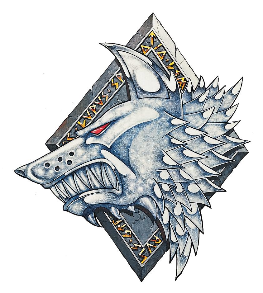 Space Wolves 40k Artwork Space Wolves Warhammer 40k Space
