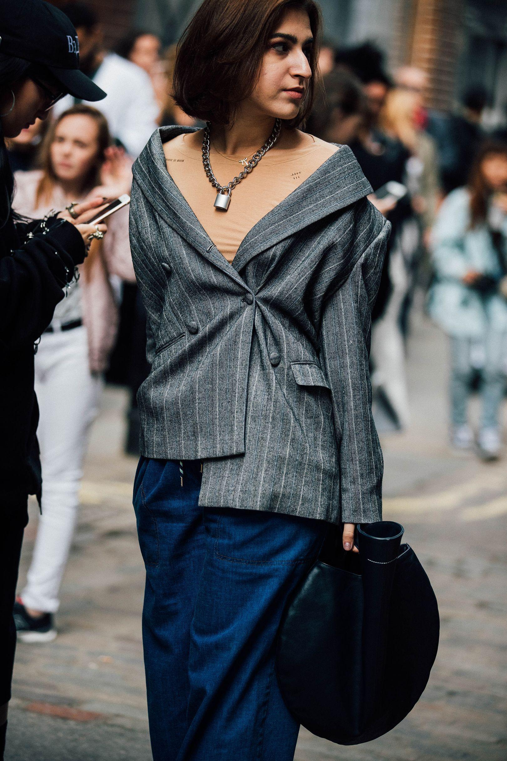 London Fashion Week Street Style Street Style Women London London Fashion Week Street Style High Fashion Street Style