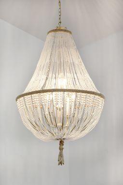Custom Made Brigitte Grand Imperial Clear Handmade Blown Glass