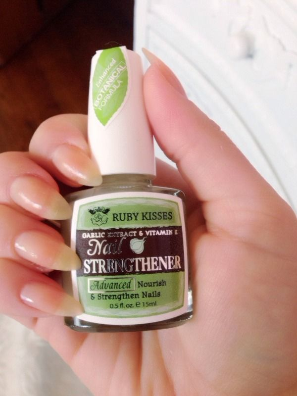 Garlic Nail Polish Helper! | Nailed it! | Pinterest | Natural nails ...