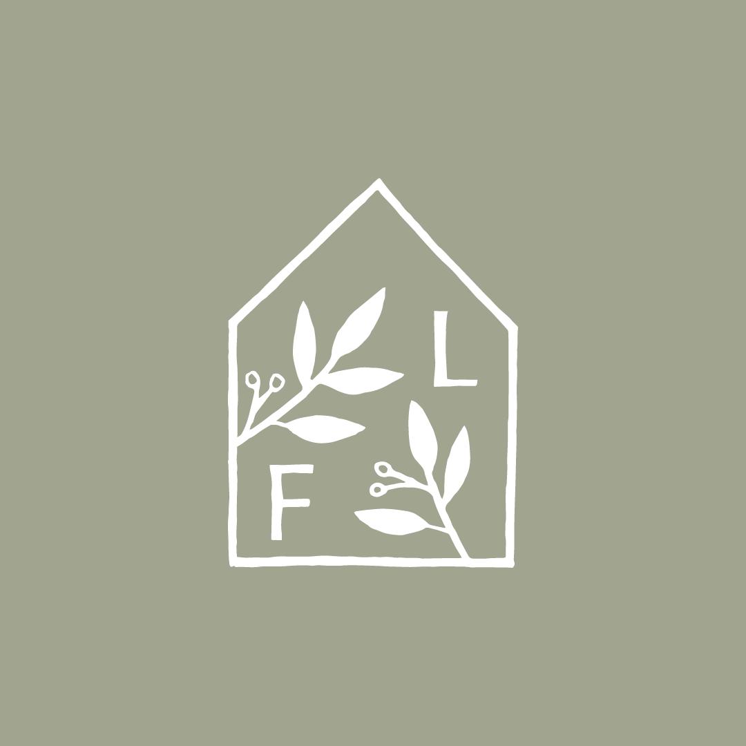 Branding By The Amazing Meg Harrop From Lemon And Birch Monogram Logo Design Floral Logo Design House Logo Design