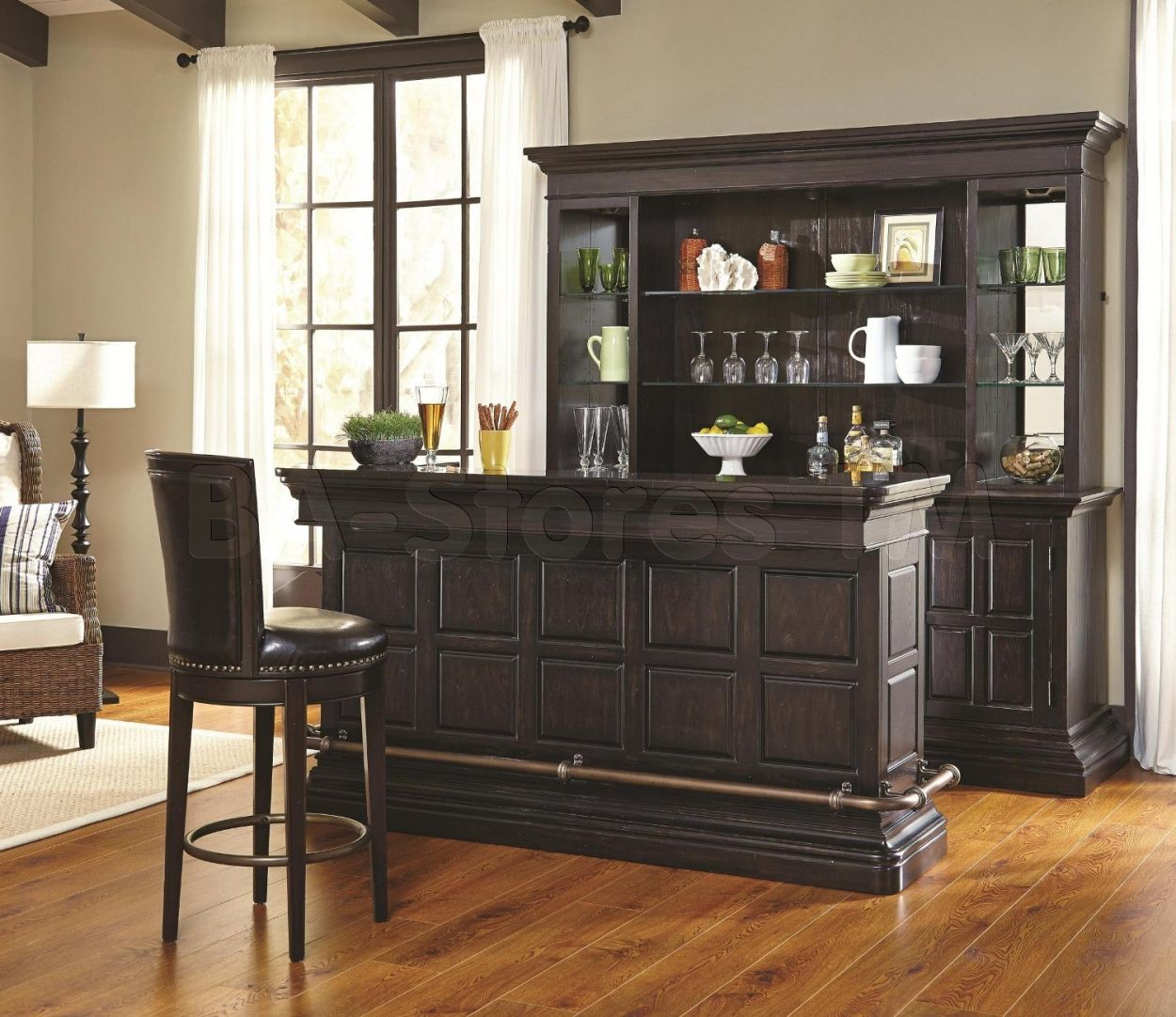 Bar Back Furniture - Best Way to Paint Furniture Check more at http://