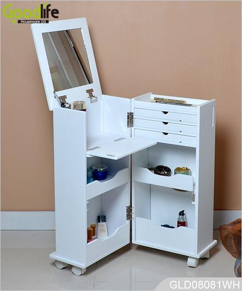 Amazon caliente del gabinete de almacenamiento de madera for Gabinete de almacenamiento dormitorio