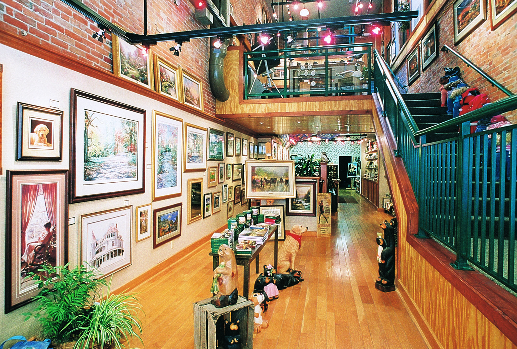 Rieck's Gallery Gallery, Findlay, Hand crafted gifts
