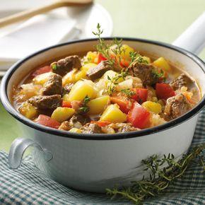 Rindfleisch-Kraut-Gulasch Rezept | WW Deutschland #gulaschrezept