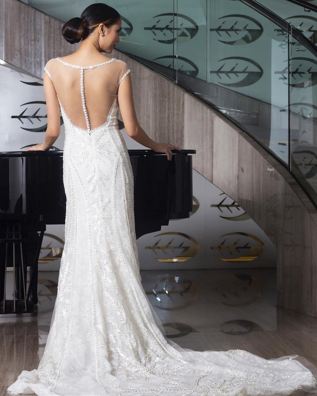 Preloved pronovias wedding dresses   Likes  Comments  BOTTEGA BELLANCE bottegabellance on