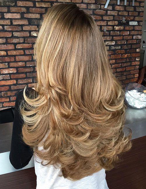 50 Gorgeous Long Layered Hairstyles   Hair   Long hair styles ...