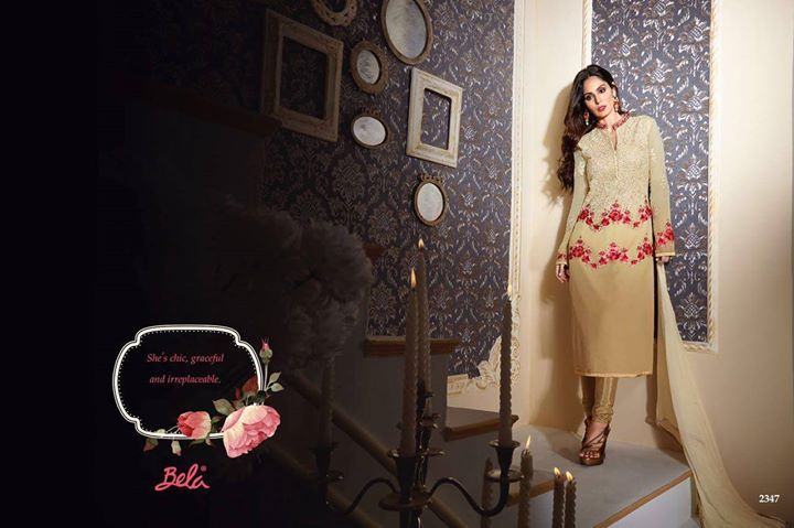 Aura by bela Now ready to ship in singles and multiples. For more details and order ping us on sbtrendz@gmail.com or Whatsapp 91 9495188412; Visit us on http://ift.tt/1pWe0HD or http://ift.tt/1NbeyrT to see more ethnic collections. #Lehenga #Gown #Kurti #SalwarSuit #Saree #ChiffonSaree #salwarkameez #GeorgetteSuit #designergown #CottonSuit #AnarkalaiSuit #BollywoodReplica #SilkSaree #designersarees #DressMaterials #Churidar #HandloomSaree #KasavuSaree #PureCottonSaree #cottonsaree…