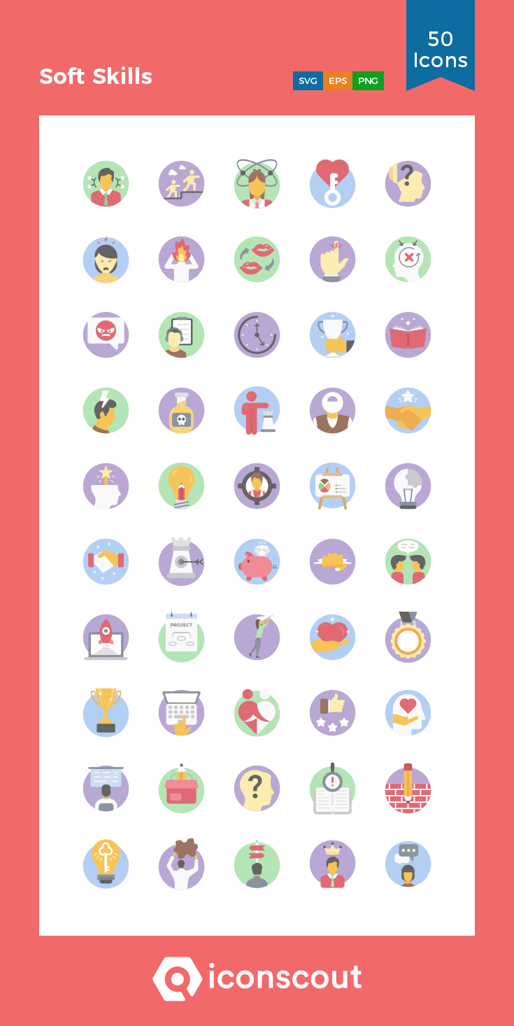 Download Soft Skills Icon Pack Available In Svg Png Eps Ai Icon Fonts Soft Skills Icon Icon Pack