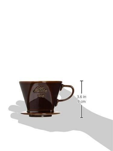 New Kalita drip set for coffee 102-D set N # 35167 from Japan shipping
