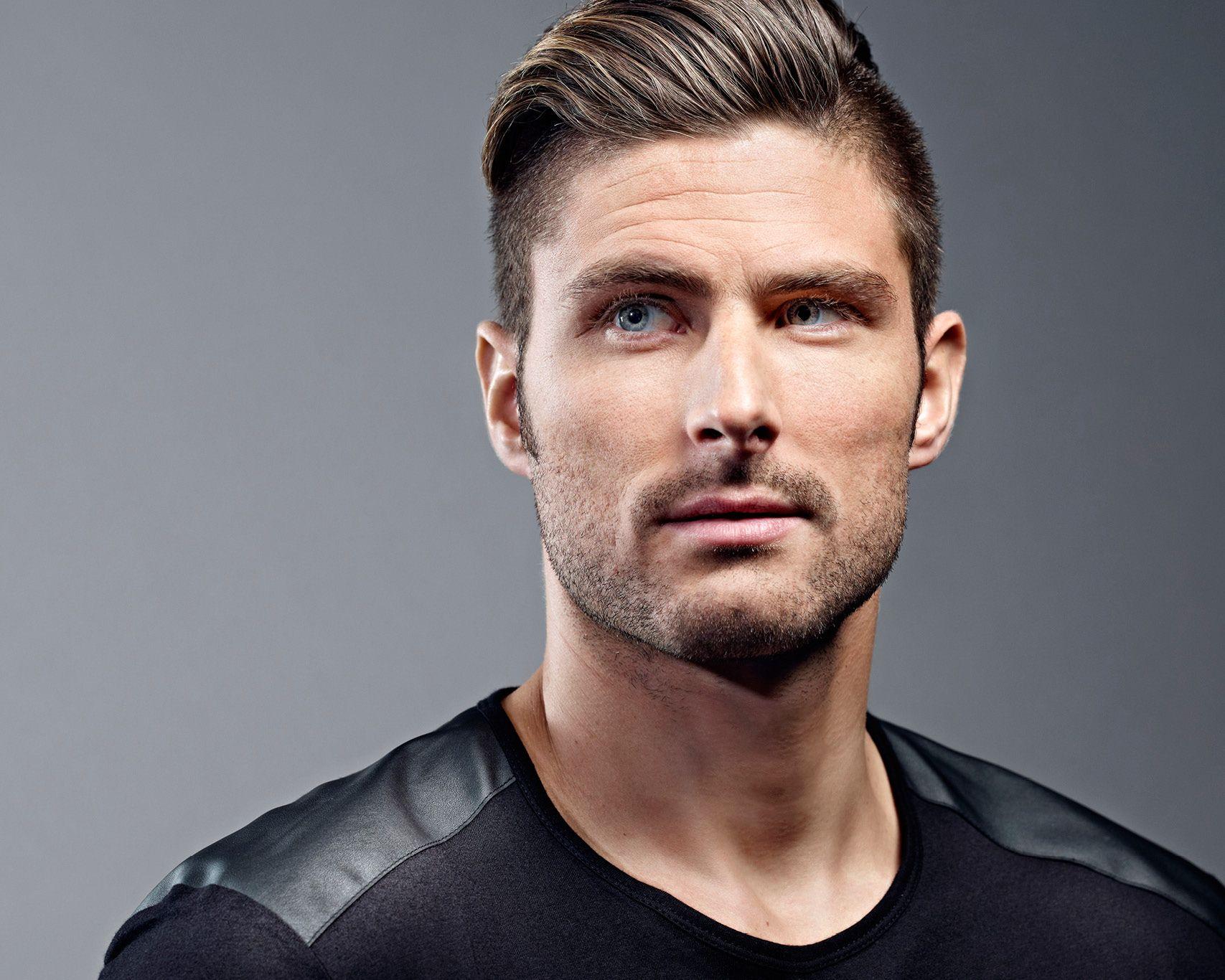 Giroud Arsenal Haircut