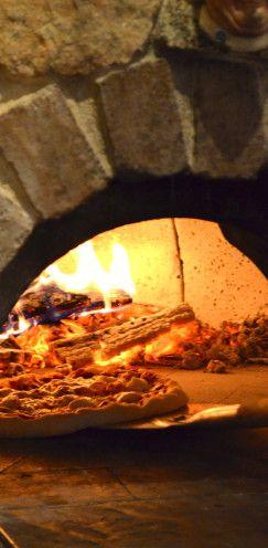 Roasted Brussel Sprouts With Lemon Garlic Allioli Receta Hornos Para Pizzas Alimentos Horno