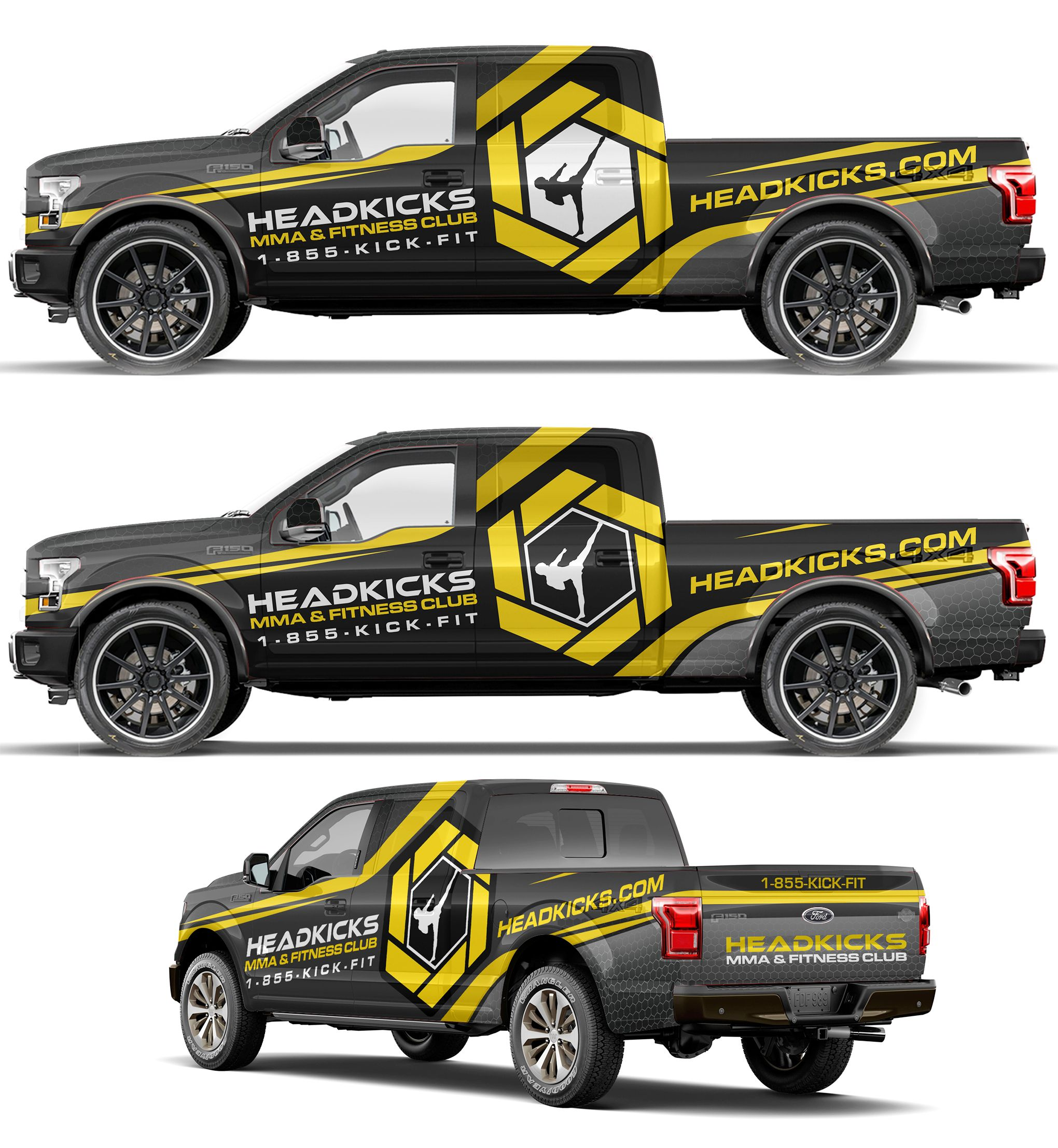 Green sweep truck wrap designs of all kinds vehicle wraps graphics pinterest