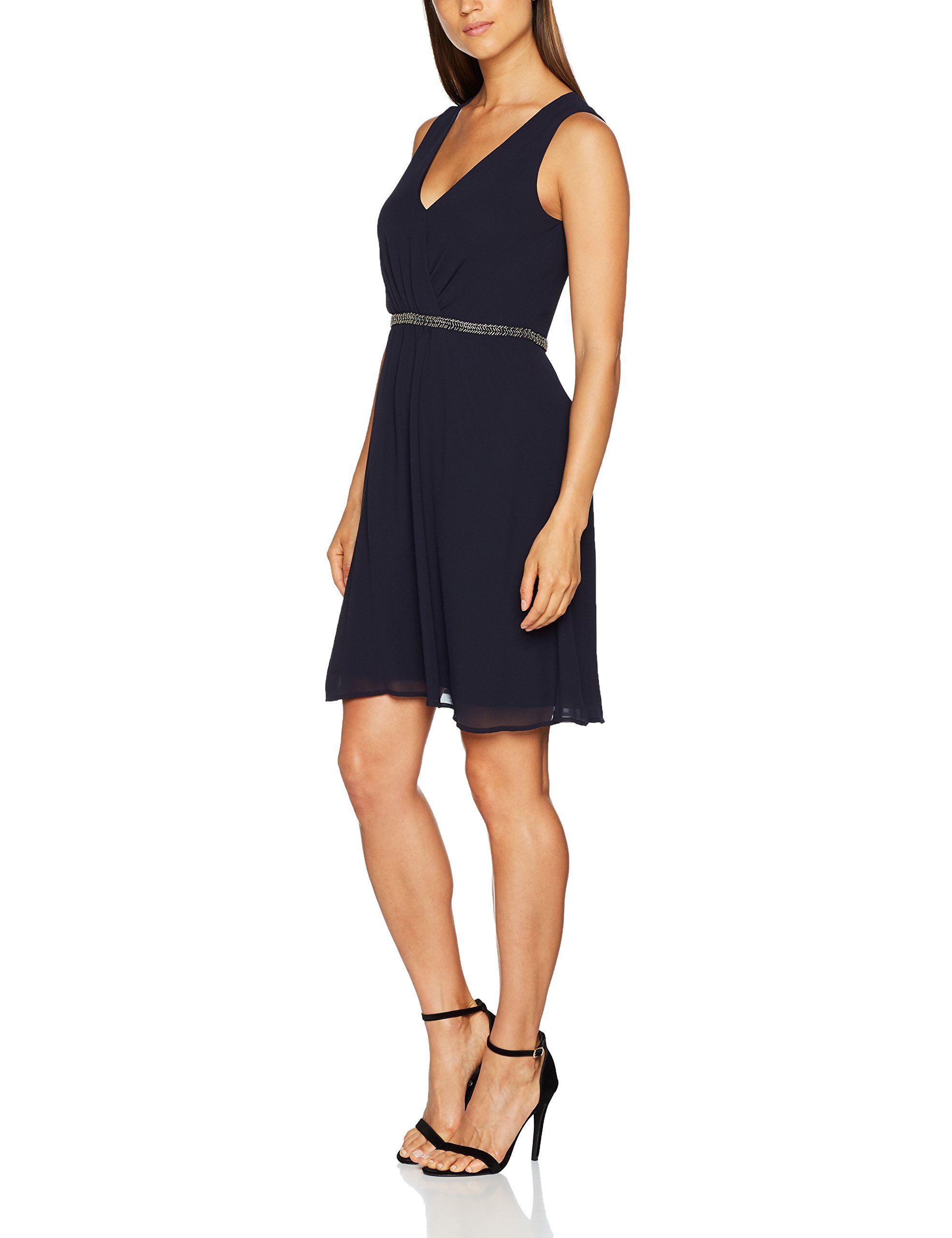 S Oliver Black Label Damen Kleid In 2020 Black Dress Little Black Dress Fashion