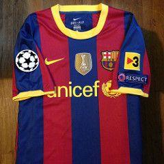 8d7a0112acd 2010-2011 FC Barcelona Home Jersey   Football Shirts   FC Barcelona ...